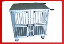 Hundeboxen - Gitter - Kennel